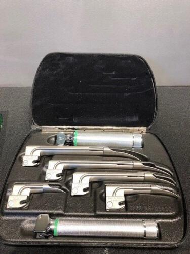 Welch Allyn Fiber Optic Laryngoscope System