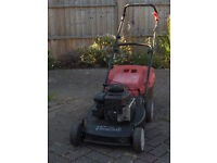 Serviced Mountfield self propelled petrol mower ES464 / SP470 Briggs Stratton