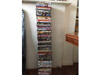 78 pieces of great dvd movies and tv series' for super cheap