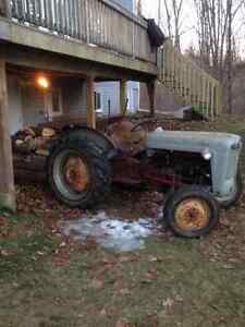 Ford Tractor Model 640