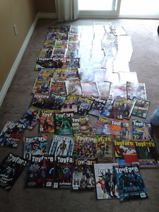Toyfare Magazines collection