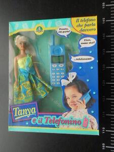 Tanya-Telefonino-Phone-Giochi-Preziosi-Vintage-Doll