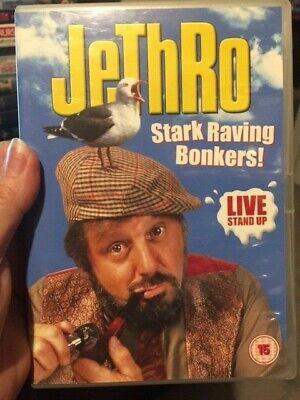 Jethro Stark Raving Bonkers [DVD] Live Stand Up - Region 2 ()