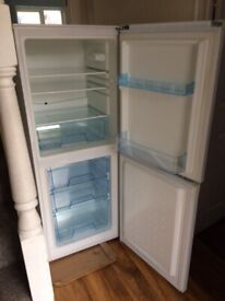 FROST FREE LEC FRIDGE FREEZER IN GOOD WORKING CONDITION