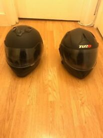 Two high quality motorcycle helmet BARGAIN