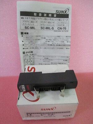 SUNX SC-MIL, USCMIL, SC Series Sensor-To-PLC/PC Connection System