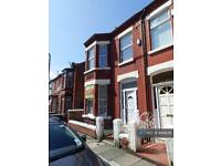 4 bedroom house in Woodcroft Road, Liverpool, L15 (4 bed)