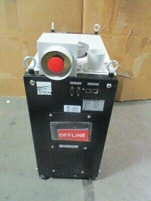 Ebara EV-S100N Dry Pump, DKF00287, Vacuum, EMB-EVS2, LAM 796-108048-010, 101275