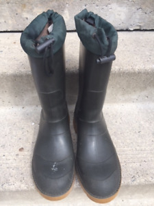 Russell's Men's Work Rubber Boots