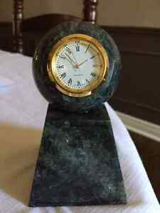Marble clock award -- Use as Retirement Gift  Best Offer London Ontario image 1