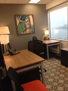Short-term private offices! Fully serviced! Flexible terms!