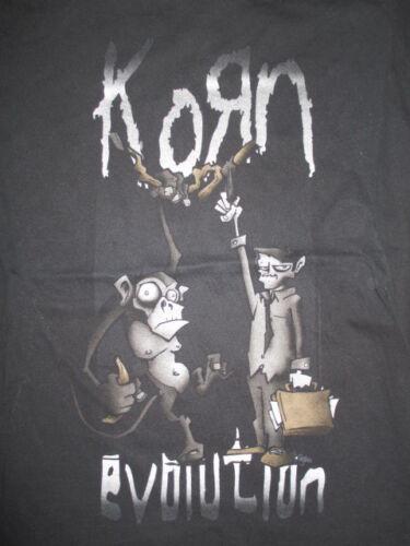 "KORN ""Evolution"" (SM) T-Shirt"
