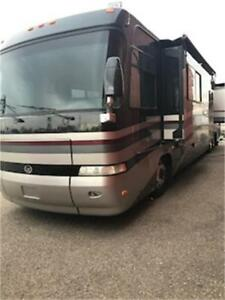 2002 Monaco Executive  Diesel Motor Home