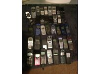 Mobile Phone Collection - Ideal for props etc.