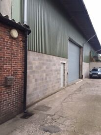 Secure Store. Garage Space to Rent NG10. 3680sqft