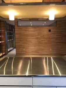 AVAILABLE IMMEDIATELY!!  MODERN. CLEAN. 1BDRM NORTH END FLAT