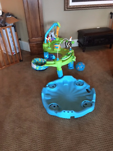 Evenflo Animal Planet Exersaucer - 2 stage