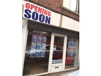 Retail Shop Offices Space Available in a very popular Area near Stockport Town SK4