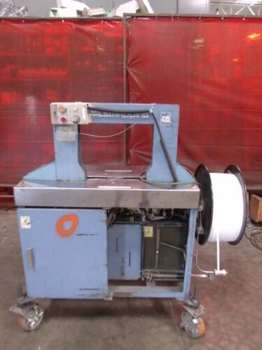 Ovalstrapping Inc. Strapping Machine - Model 415