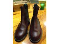 Childs Brown Kudu Jodhpur Boots