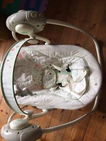 Comfort and Harmony Baby swing