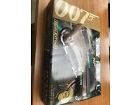 Scalextric Limited Edition James Bond Skyfall race set C1294 (in box, used once) Great Condition