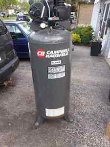 *New Price* - Campbell Hausfeld 60 Gal compressor - Brand New