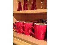 Two toned mugs