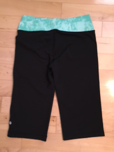 Lululemon Crops $40 each pair