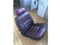 Vintage volvo car seat x 2