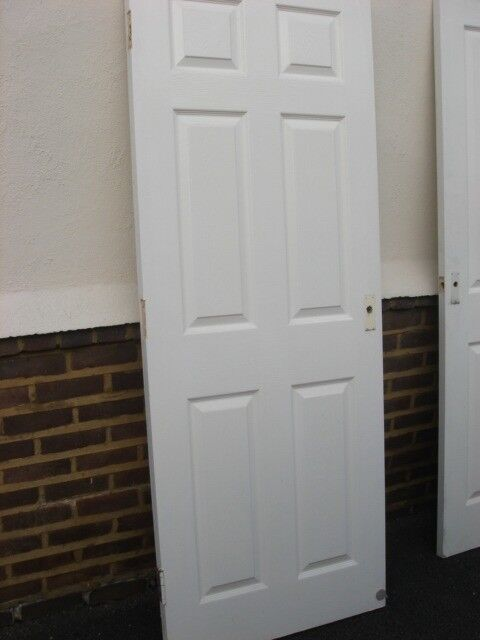 Interior Fire Door Fd 30 4 Available 2 X 6 Panel And 2 X Flush