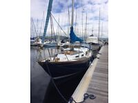 1968 Great Dane 28 sailing yacht
