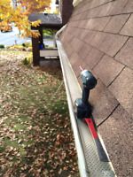 Eavestrough Cleaning,