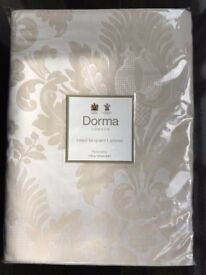 New - Dorma Florentine lined curtains (170 x 137cm). £80 ONO