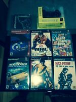 Jeux pour Play Station2 / Games for PlayStation2