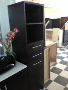 Wood Vanity Tower ------ Super Deal!!!