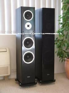ENGLAND speakers  delphonica floor standing cinema