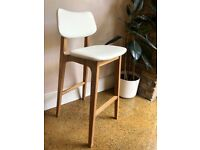 Scandi Bar stools (x3) from Made furniture