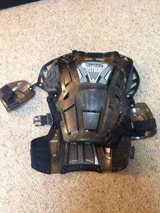 ATV chest protector