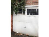 Hormann Ilkley 2101 Garage Door 2261mm x 2134mm white