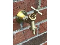 Garden Taps Supplied And Fitted.