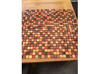 Glass mosaic tiles brand new.