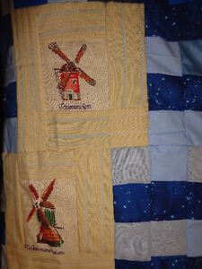 Quilt / Bedspread, Home Made, Titled People of the World 3 Oakville / Halton Region Toronto (GTA) image 6