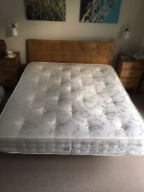 Super King sized mattress - excellent condition