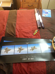 2 Ads FOR 1 PRICE, MILITARY Navy,Army,Marine & Memorial & Space