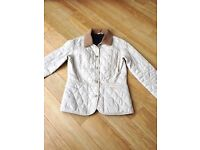 Womens Size 8 Barbour Jacket