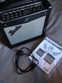 Fender Mustang I (V2) Combo Guitar Amplifier