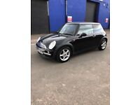 *AUTOMATIC* - MINI Cooper Hatch 1.6 3dr - LOW MILES - RED LEATHERS - 2019 MOT - Finance Available