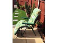 Garden Recliner Chairs
