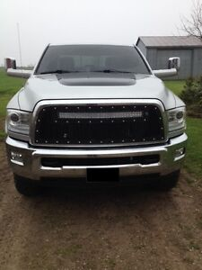 2010 - 2016 Ram 2500/3500 Rigid LED Grille